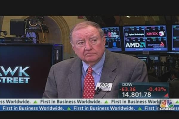 Cashin's Market Outlook: 'Chilly Deflationary Wind' Blowing