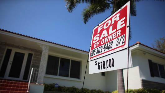 Real estate sales housing