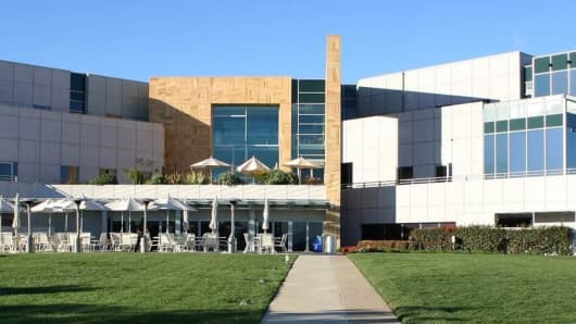 Johnson & Johnson's Janssen Labs in La Jolla, California.