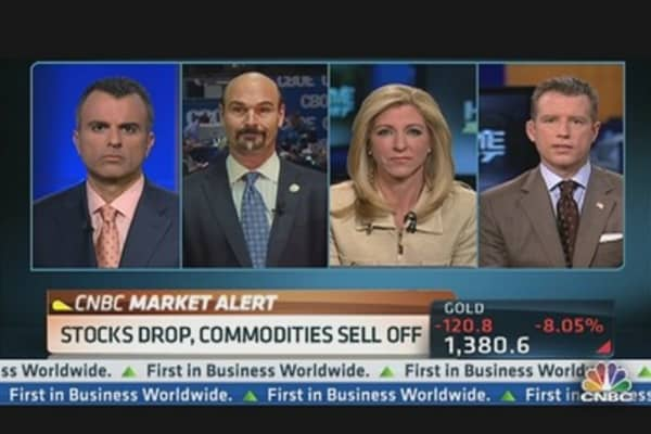 'Commodities Meltdown to Continue': Pro