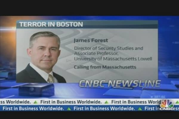 Who Is Responsible For the Boston Attack?