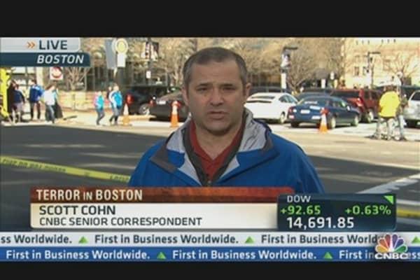 'Most Complex' Crime Scene: Boston Police Comm. Davis