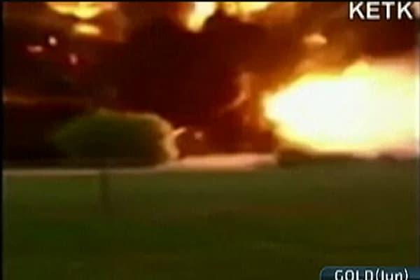 Deadly Explosion Rips Through Texas Plant