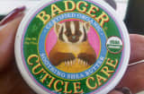 W.S. badger product.