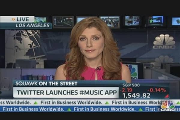 Twitter Rolls Out New Music Service