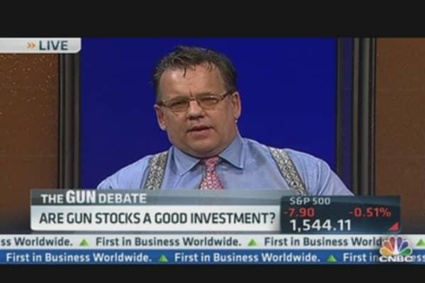 Investing in Guns