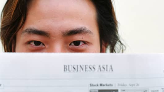 business Asia China investing