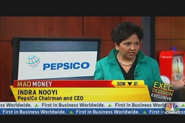 PepsiCo CEO: 47% Growth In Foods Biz in China