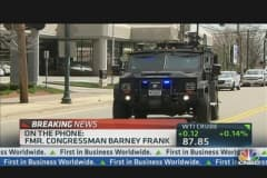 'Unfortunately, Bad Guys Get to Take the First Shot': Barney Frank