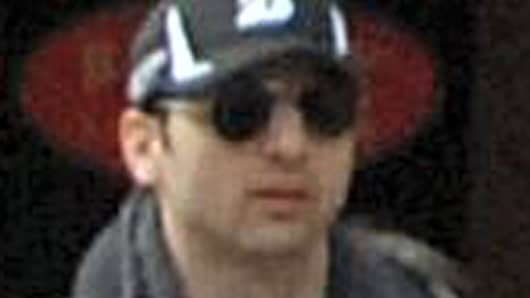 FBI issued photo of Tamerlan Tsarnaev