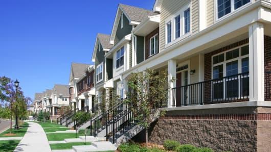 Real estate mortgage homes