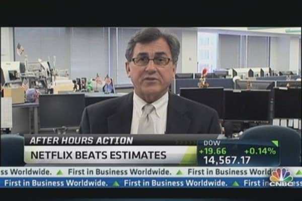 Netflix Bear Sees Content Cliff Ahead