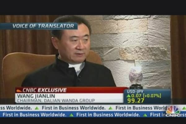 Dalian Wanda's Push Into the Cultural Industry