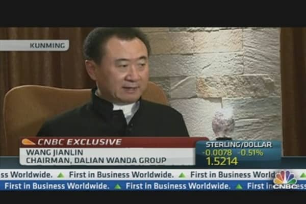 China's Second Richest Man Talks to CNBC