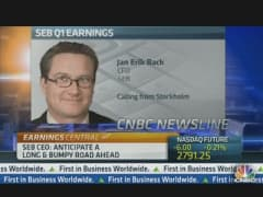  SEB CEO: Anticipate a Long and Bumpy Road Ahead 
