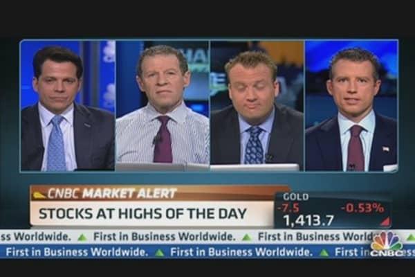 'Not Where Bull Markets End': Pro