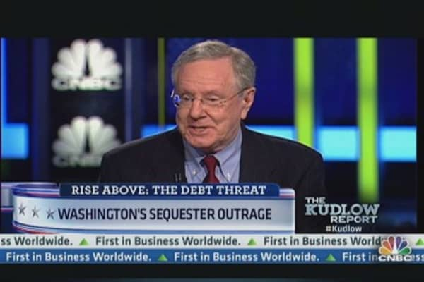 Washington's Sequester Outrage
