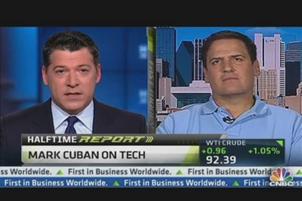 Mark Cuban on Tech