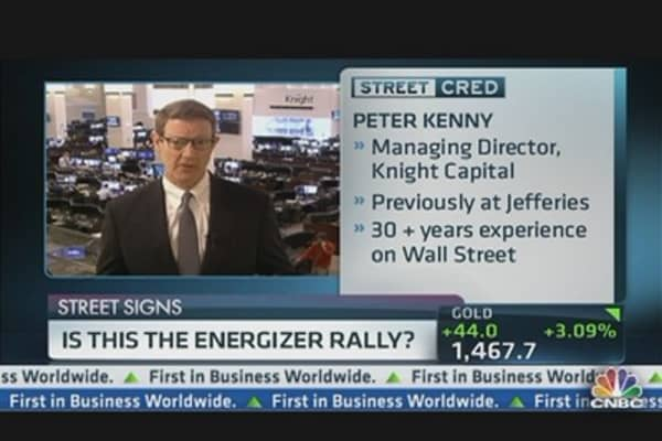 Is This the Energizer Rally?