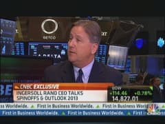 Ingersoll Rand CEO on Security Business Spin-Off