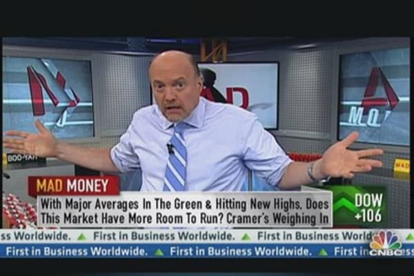 Cramer: The Market Miracle?