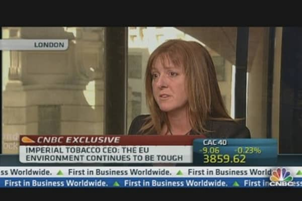 Imperial Tobacco CEO: Illicit Products on the Rise