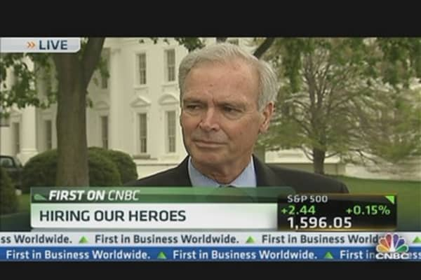 Hiring Our Heroes: UPS CEO on Jobs For Veterans