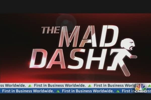 Cramer's Mad Dash: Picks & Shovels Housing Plays