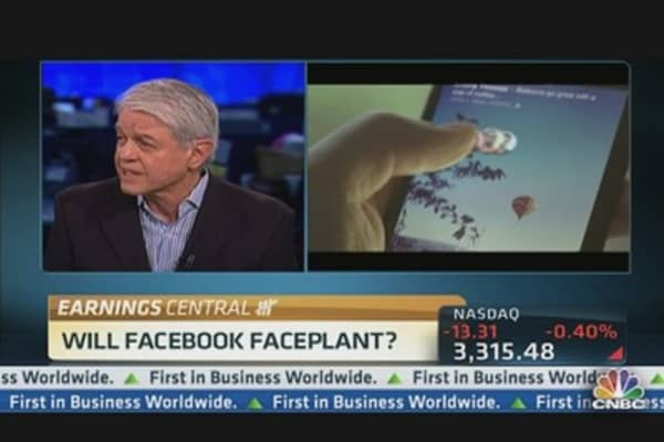 Facebook Mobile 'Failing': Porter Bibb