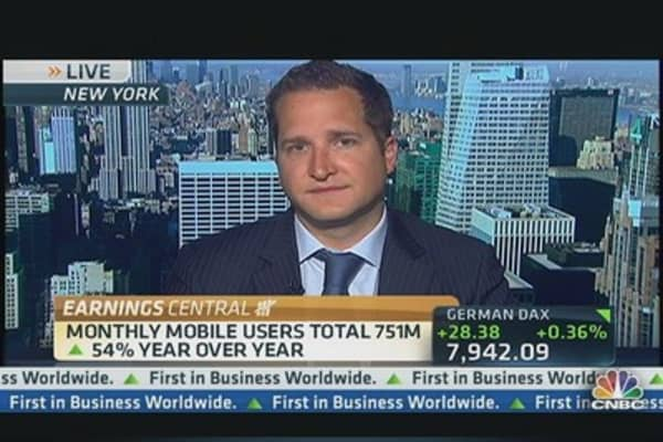 Trading Facebook's Mobile Strategy