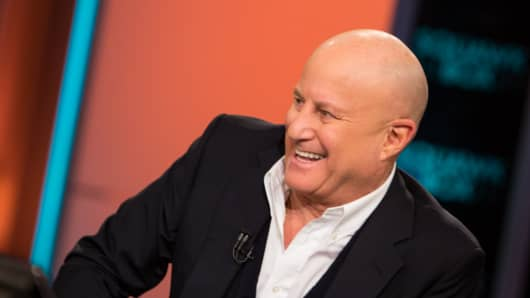 Ron Perelman chairman and CEO of MacAndrews & Forbes