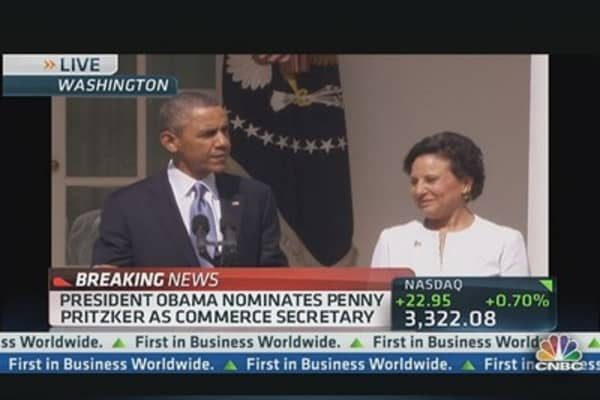 Pres. Obama Nominates Two Key Positions in Commerce & Trade