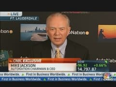 Housing Recovery Fueling Truck Sales: AutoNation CEO