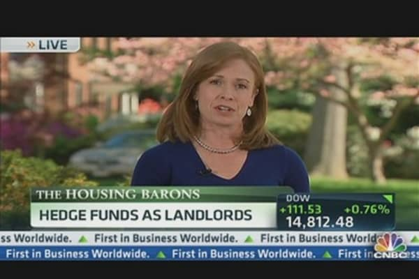 Hedge Funds As Landlords