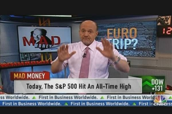 Cramer: It Is Dawning In Europe