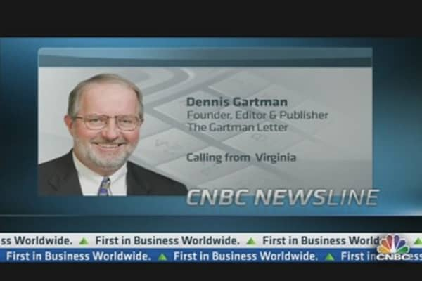 Fed Will Continue Despite Jobs: Gartman