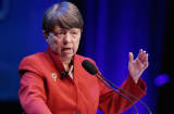 SEC Chairwoman Mary Jo White
