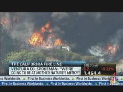 California Fire Line