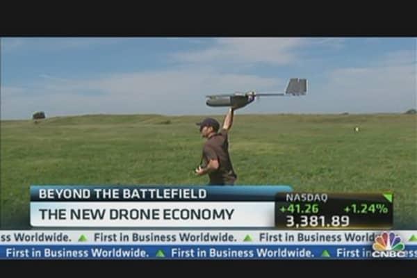 The New Drone Economy