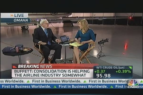 Warren Buffett: Bonds Are 'Terrible' Investment Right Now