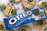 Mondelez International food products Oreo and Ritz packaging.