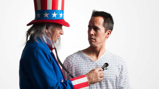 Health Care costs Obamacare ACA IRS
