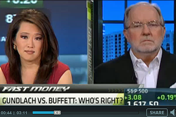 Gartman: Bear Market in Bonds Has Begun