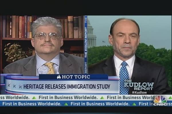 Economics of Immigration Reform