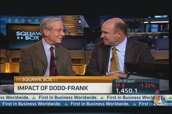 How Dodd-Frank Became Law