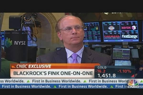 Fink: Focus on Long-Term Needs