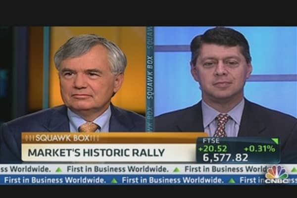 Will Market's Historic Rally Continue?