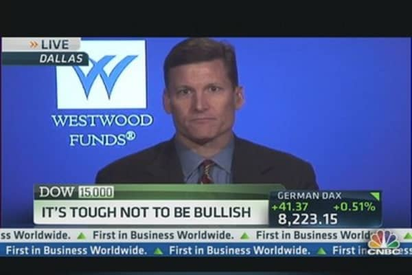 It's Tough Not to Be Bullish: Pro