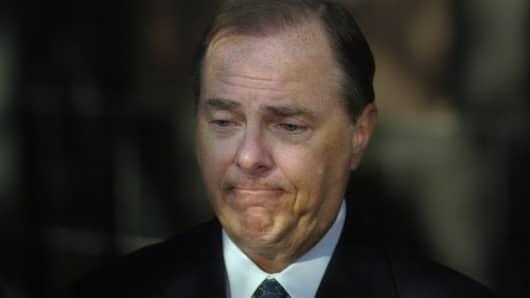 Former Enron Chief Executive Jeffrey Skill