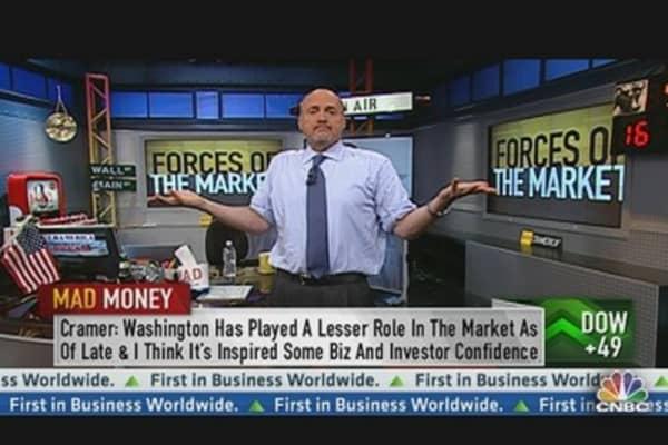 Market Keeps Climbing Higher